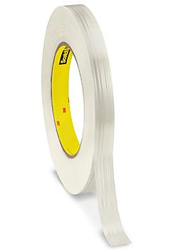 """3M 8915 Standard Strapping Tape - 1/2"""" x 60 yds S-18993"""