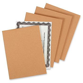 """8 1/2 x 11"""" Chipboard Pads - .050"""" thick S-18997"""