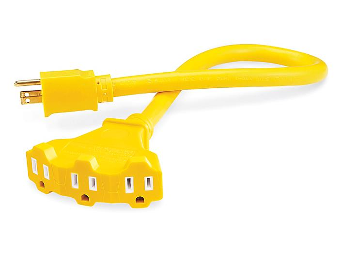 Triple Outlet Extension Cord - 2' S-19001