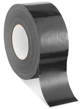 "Nashua 357 Duct Tape - 3"" x 60 yds, Black S-19025BL"
