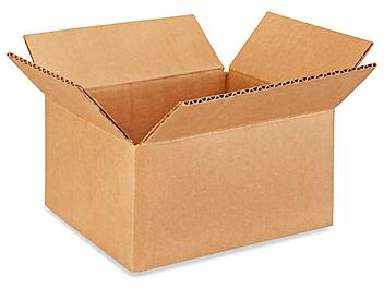"""8 x 6 x 4"""" Lightweight 32 ECT Corrugated Boxes S-19040"""