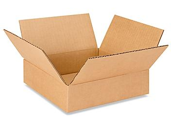 """8 x 8 x 2"""" Corrugated Boxes S-19042"""