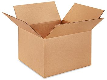 """13 x 13 x 9"""" Corrugated Boxes S-19089"""