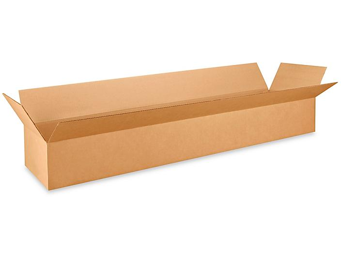 """48 x 12 x 6"""" Long Corrugated Boxes S-19096"""