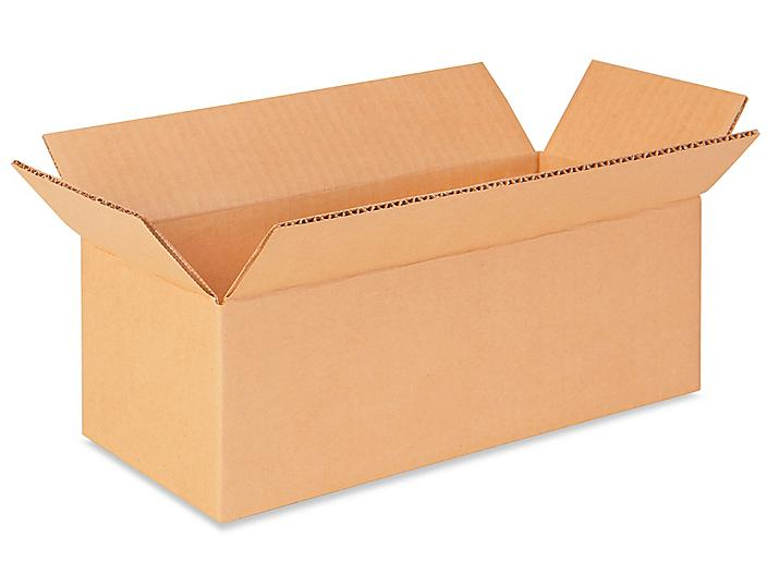 """12 x 5 x 4"""" Long Corrugated Boxes S-19099"""