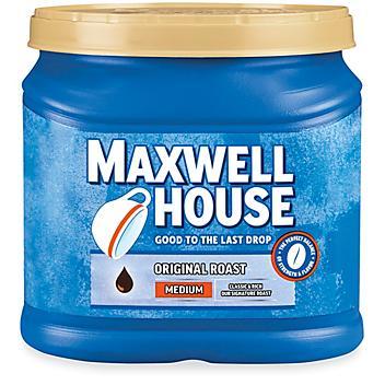 Maxwell House® Regular Coffee S-19165