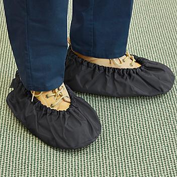 Reusable Shoe Covers - Black, XL S-19249BL-X