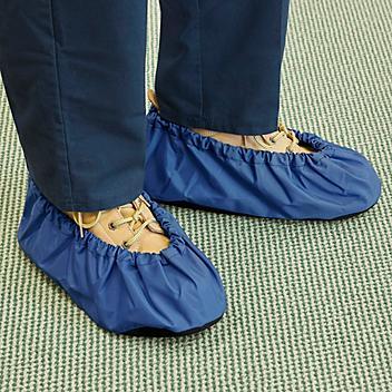 Reusable Shoe Covers - Blue, Medium S-19249BLU-M