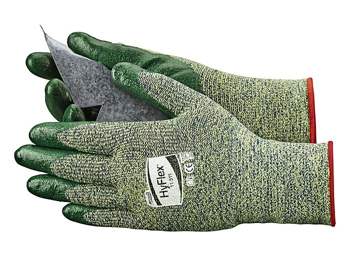 Ansell 11-511 Coated Kevlar® Cut Resistant Gloves - Small S-19707-S