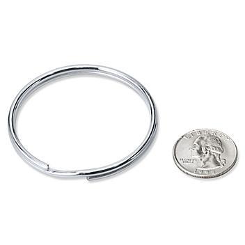 """Split Key Rings - 2 1/4"""" S-19725"""