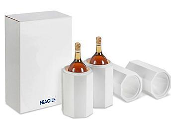 Magnum Bottle Shippers - 2 Bottle Pack S-19764