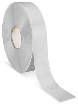 """Mighty Line® Deluxe Safety Tape - 2"""" x 100', Gray S-19801GR"""