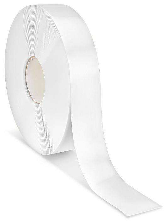 """Mighty Line® Deluxe Safety Tape - 2"""" x 100', White S-19801W"""