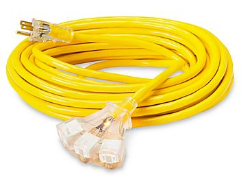 Triple Outlet Extension Cord - 50' S-19878
