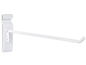 """Peg Hooks for Gridwall - 12"""", White S-19937W"""