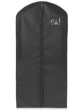 "Non-Woven Polypropylene Zippered Garment Bags - 24 x 54"" S-19954"