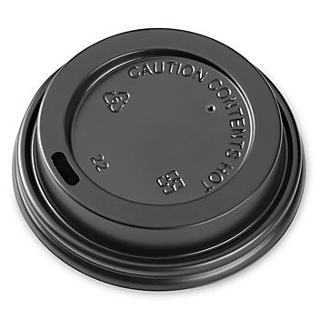 Uline Ripple Insulated Cup Lid - 8 oz