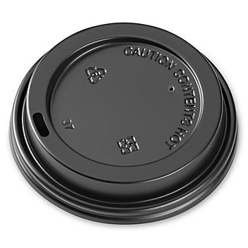 Uline Ripple Insulated Cup Lid - 12-20 oz