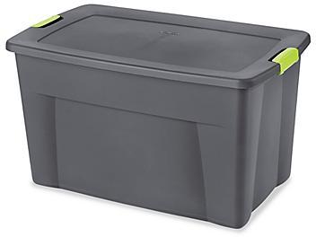 "Latch Storage Totes - 32 1/2 x 20 x 19"", 35 Gallon S-20510"