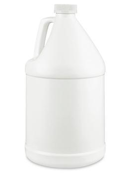 Child Resistant Jugs - Utility, 1 Gallon, White S-20548B