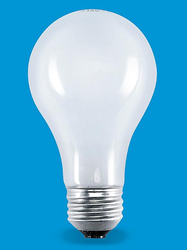 Halogen Incandescent Light Bulbs - 53 Watt S-20556