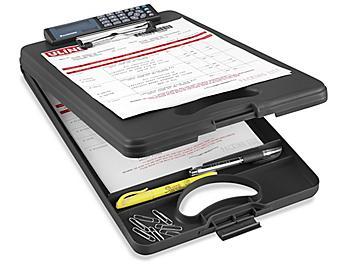 Storage Clipboard with Calculator