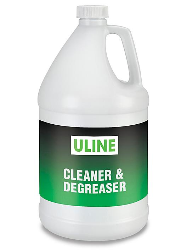 Uline Multi-Purpose Cleaner - 3.8 L Bottle S-20690