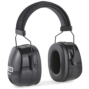 Uline Earmuffs - Black S-20706BL