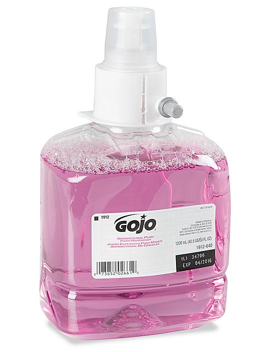 GOJO® LTX™ Antibacterial Foaming Soap - 1,200 mL Bottle S-20717