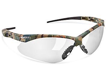 Nemesis™ Camo Safety Glasses - Clear S-20723C