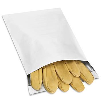 """Tear-Proof Polyethylene Mailers Bulk Pack - 7 1/2 x 10 1/2"""" S-20785"""