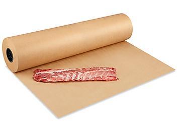 "Butcher Paper Roll - Unbleached, 36"" x 1,100' S-20820"