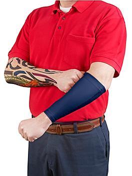 Tattoo Cover Sleeve - Forearm, M/L, Blue S-20844BLU-M