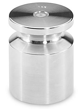Stainless Steel Weight with NIST Traceable Certificate - Class 5, 1 kg S-20879