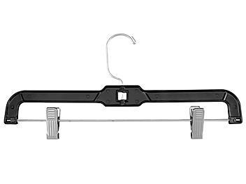 Pants/Skirt Hangers - Adjustable Clips