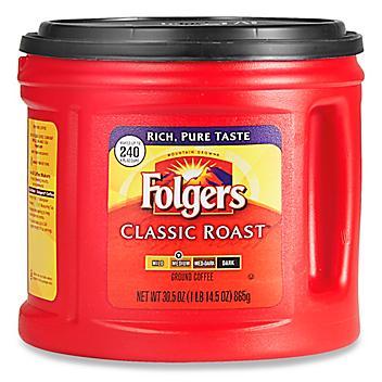 Folgers® Regular Classic Roast Coffee S-20962