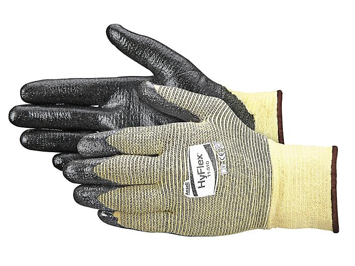Ansell Comfort 11-510 Coated Kevlar® Cut Resistant Gloves - Large S-21085-L