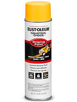 Rust-Oleum® Inverted Striping Paint - Yellow S-21133Y