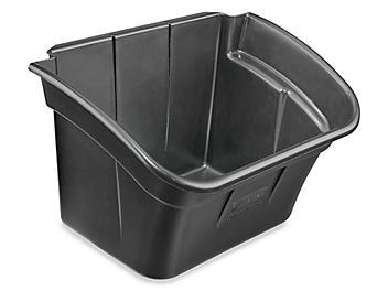 Rubbermaid® Service Cart Bin - 4 Gallon S-21243