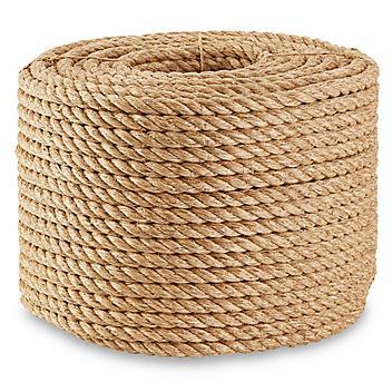 "Twisted Manila Rope - 1"" x 600' S-21253"