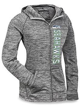 NFL Women's Jacket - Seattle Seahawks, Small S-21285SEA-S