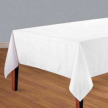 "Fabric Tablecloth - 52 x 96"""