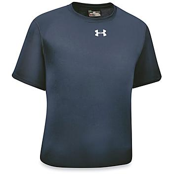 Under Armour® Shirt - Navy, Large S-21474NB-L