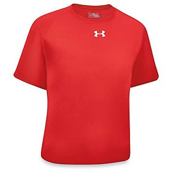 Under Armour® Shirt - Red, Medium S-21474R-M