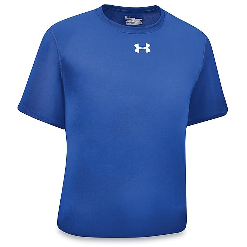 Under Armour® Shirt - Royal Blue, XL S-21474RB-X