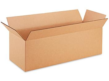 """40 x 12 x 12"""" 275 lb Double Wall Corrugated Boxes S-21544"""