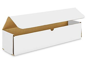 """20 x 4 x 4"""" White Indestructo Mailers S-21570"""