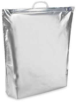 "Thermal Bags - 20 x 20 x 7"", No Print S-21583"