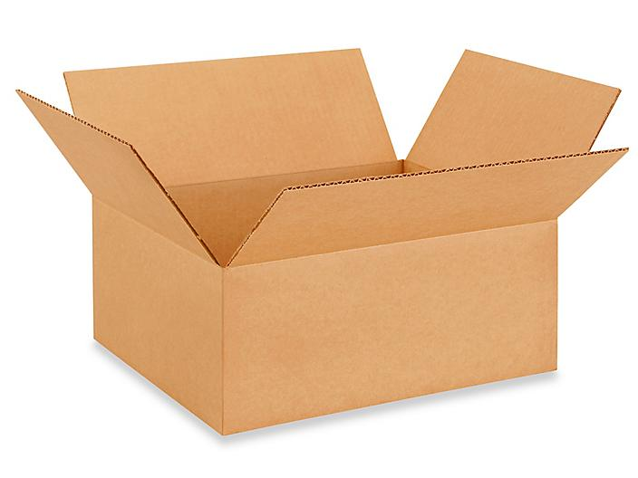 """15 x 12 x 6"""" Lightweight 32 ECT Corrugated Boxes S-21602"""