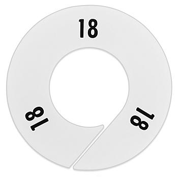 """Round Size Dividers - """"18"""" S-21694-18"""